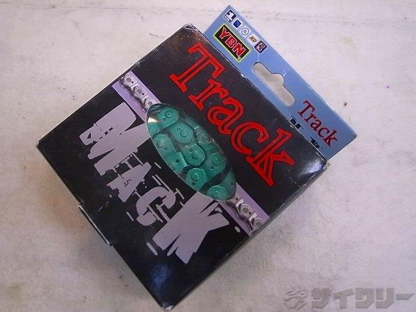 シングル用チェーン TRACK MACK MK918 102L グリーン