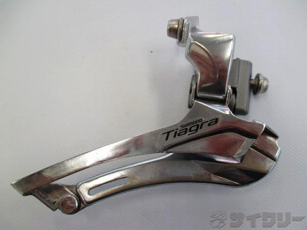 フロントディレイラー FD-4600 TIAGRA 2s ※欠品あり