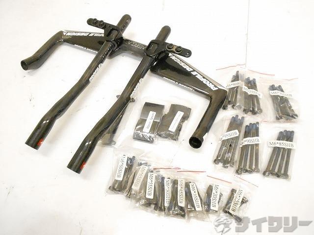 TTバーハンドル AERIA T2 CARBON 420mm/φ31.8