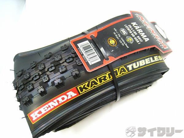 クリンチャータイヤ KARMA 29x1.90