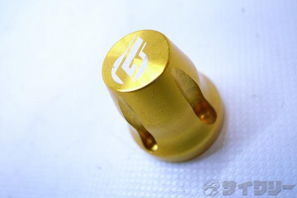 ハブボルト 1個 GOLD