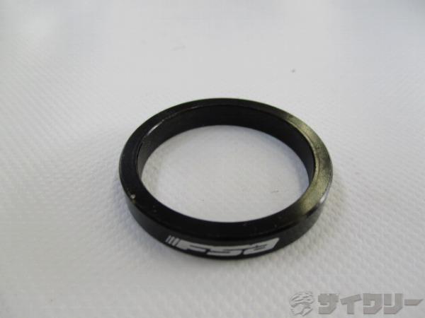 コラムスペーサー 5mm/OS ブラック