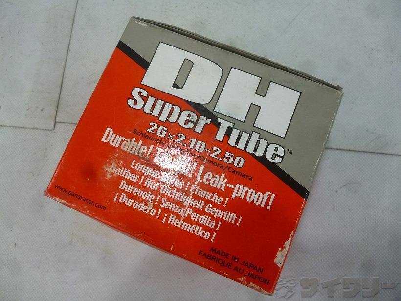 チューブ DH 26x2.1-2.5 仏式