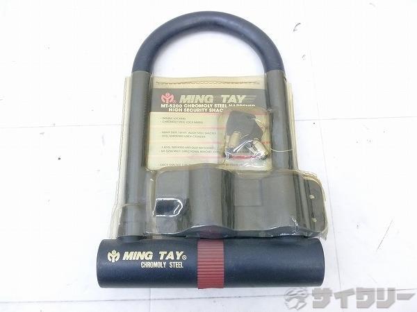 U字ロック MT-5200 ブラック
