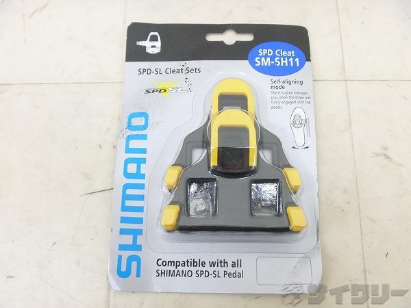 クリート SM-SH11 SPD- SL イエロー