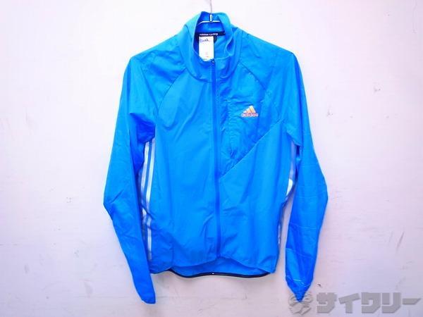 サイクルジャケット ブルー