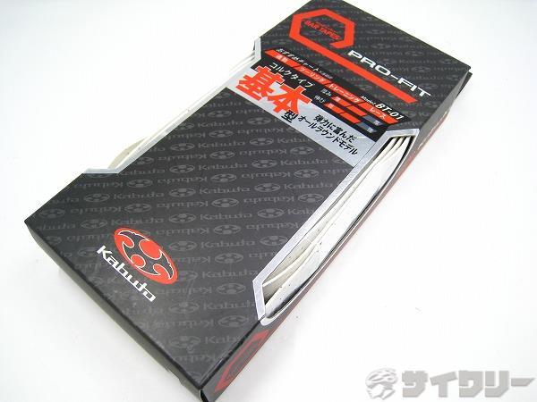 バーテープ BT-01 コルクタイプ ホワイト