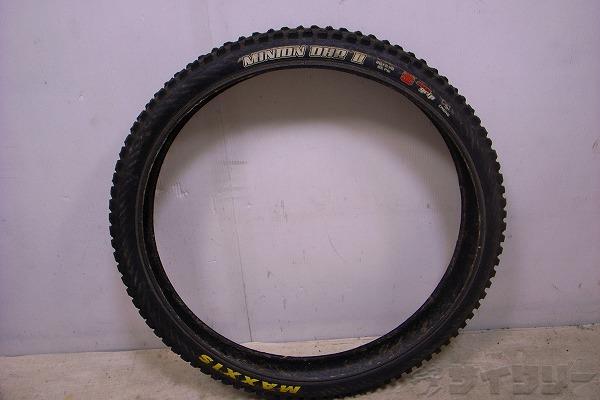 タイヤ MINON DHR 26×2.40