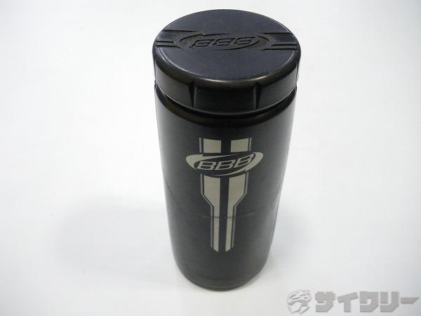 ツールボトル ブラック 全長:185mm(蓋含)