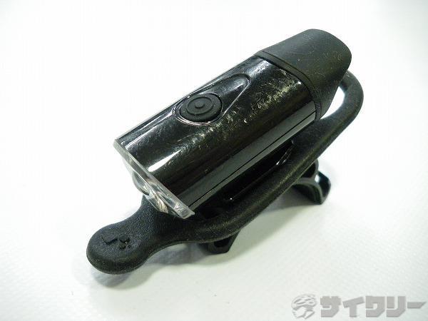 フロントライト ブラック USB充電タイプ