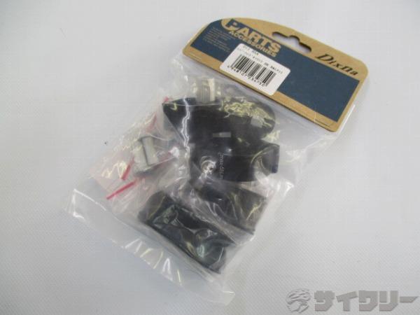 レバーハンドルマウント 26.0mm(表記) ブラック