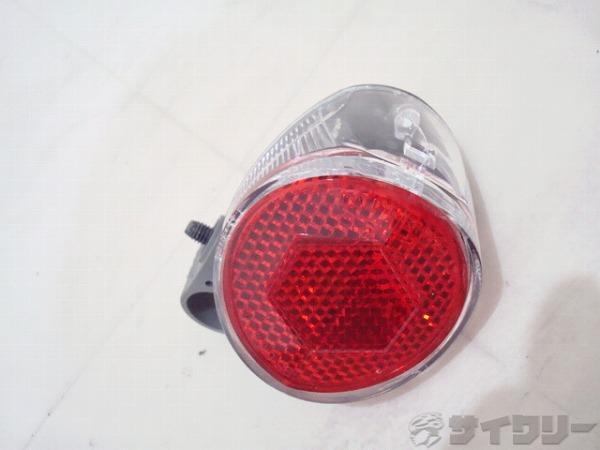 ※ジャンク ヒビあり 自動点灯消灯 セーフティライト TL-SLR200※動作確認済