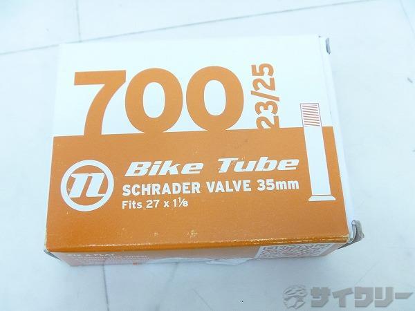 チューブ 700x23-25c/米式 35㎜バルブ