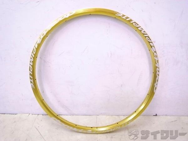 リム PIMPLITE 26インチ 32H 米/英式 ゴールド
