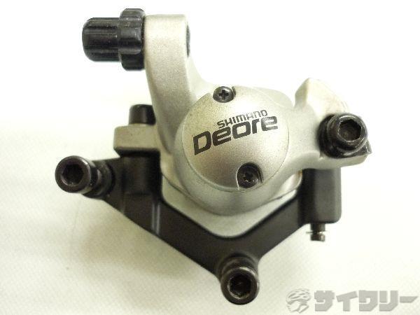 メカニカルディスクブレーキキャリパー BR-M515 DEORE
