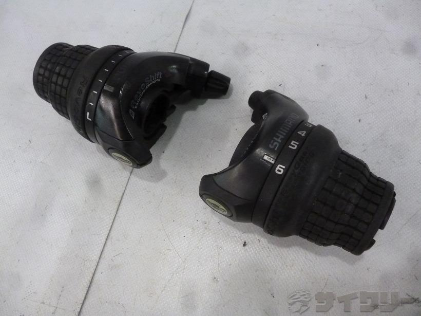 グリップシフター SL-RS31 3×6s Revoshift