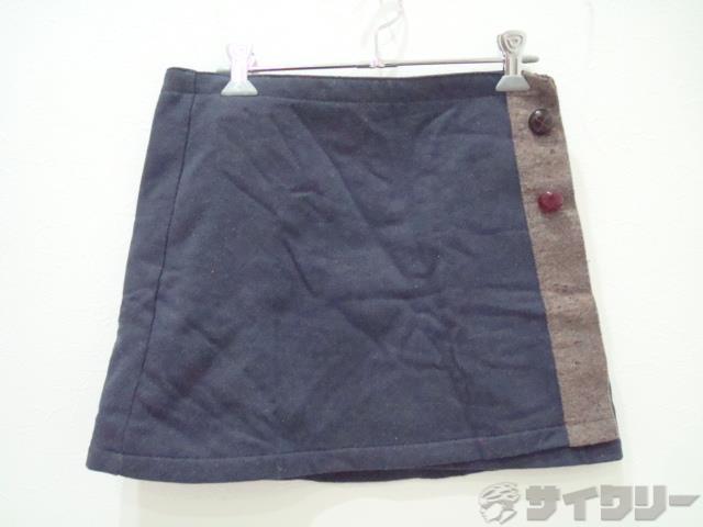 サイクルスカート サイズ:S 児島デニム