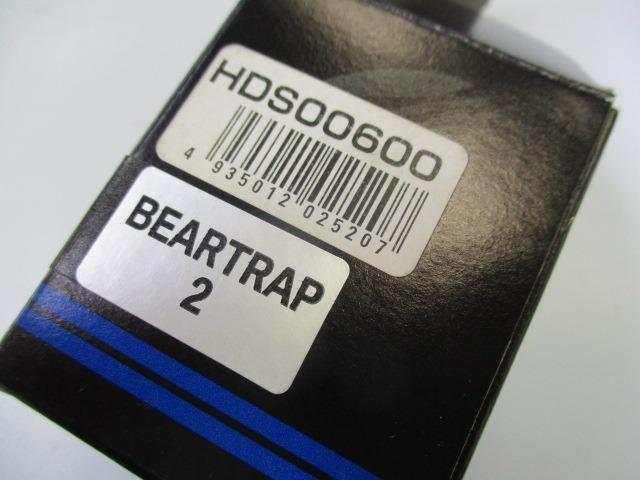 ヘッドセット BEAR TRAP 2 HDS00600 ※欠品あり