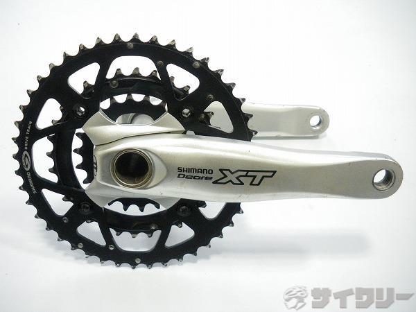 クランク FC-M760 DeoreXT 175mm 44/32/22T 104/64mm