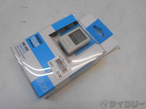 サイクルコンピュータ DIGI 5IVE ※電池欠品