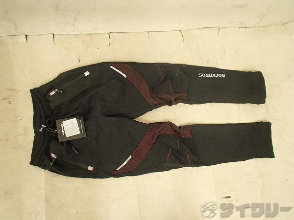 サイクリングパンツ Sサイズ ブラック