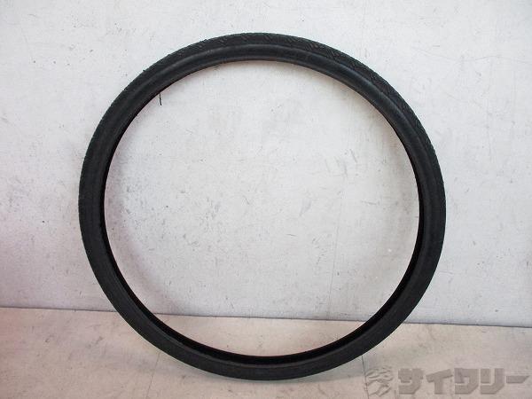 クリンチャータイヤ 37-451 (20x1-3/8) ブラック