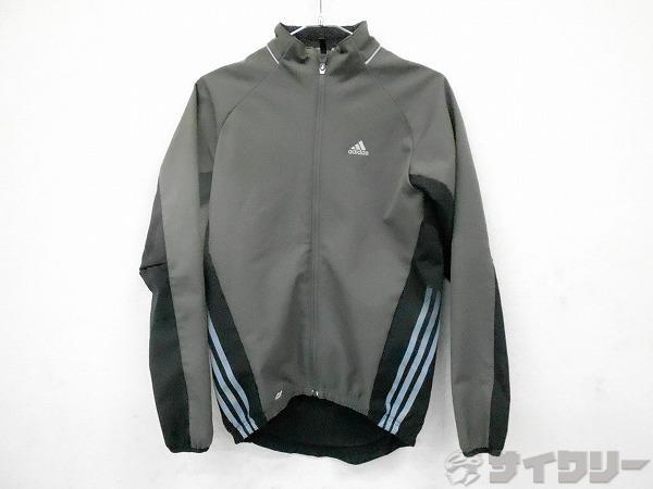 長袖ジャケット Sサイズ グレー