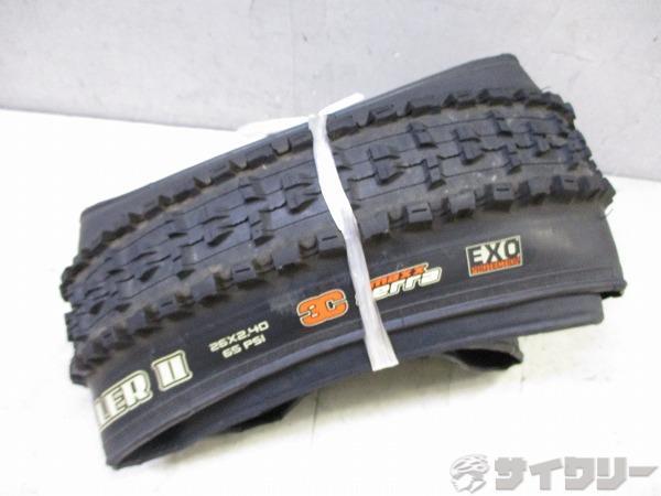 ブロックタイヤ HIGH ROLLER Ⅱ26×2.40 ケブラー