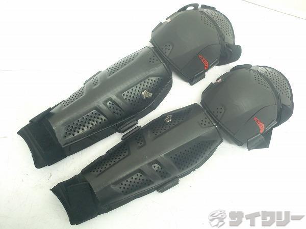 ニーシンガード Launch S/Mサイズ ブラック