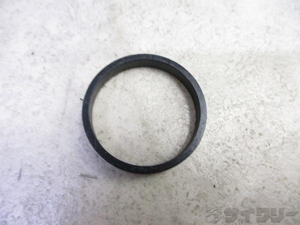 コラムスペーサー OS(28.6mm) 5mm ブラック