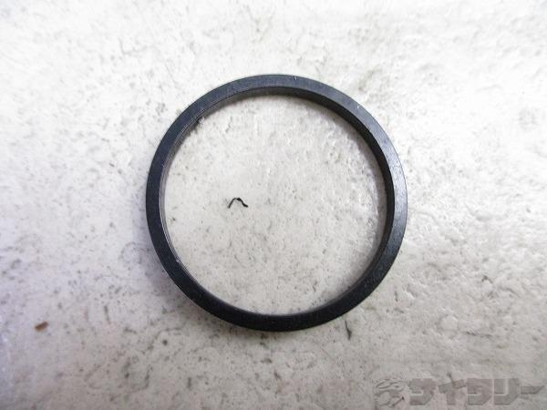 コラムスペーサー OS(28.6mm) 3mm ブラック