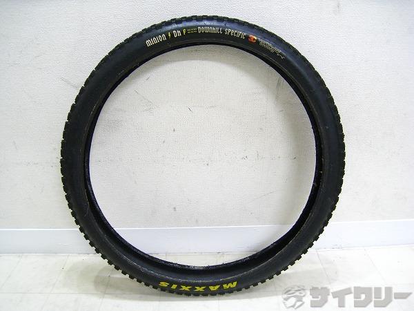 クリンチャータイヤ MINION DHF 26x2.50