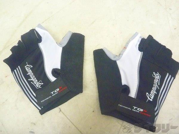 ハーフフィンガーグローブ Mサイズ ブラック