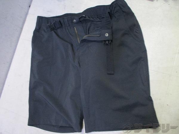 ハーフパンツ Lサイズ(78-84) ブラック