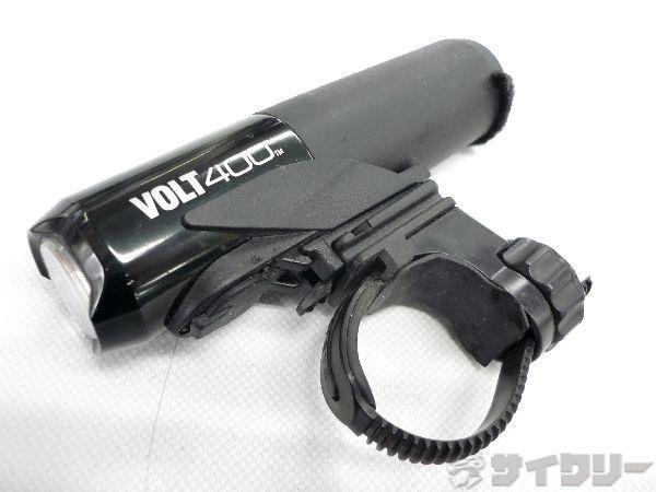 フロントライト VOLT400 ※USBケーブル欠品