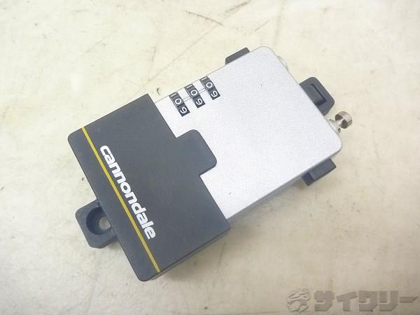ワイヤーロック CAGE LOCK 1.6X100cm シルバー