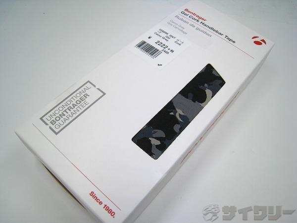 バーテープ Gel CORK カモグレー