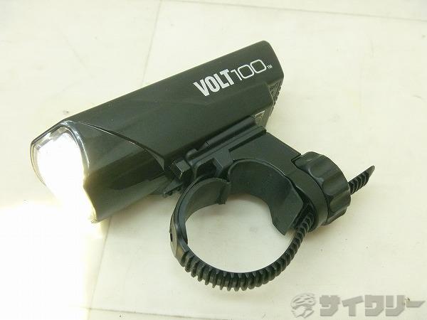 フロントライト HL-EL150RC USB充電 ブラック