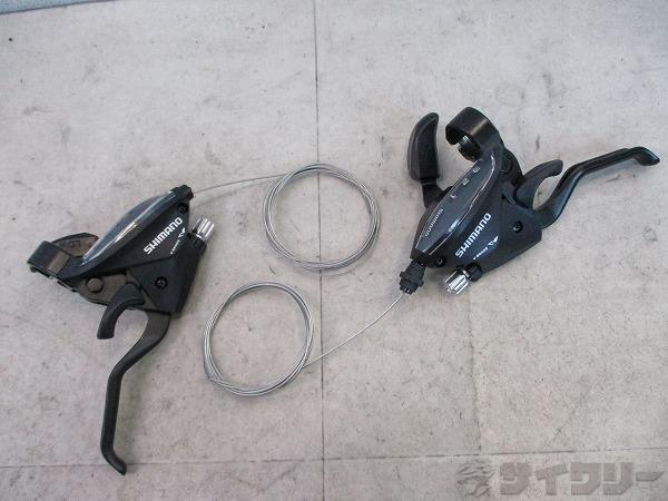 シフター ST-EF510 3x9s ブラック