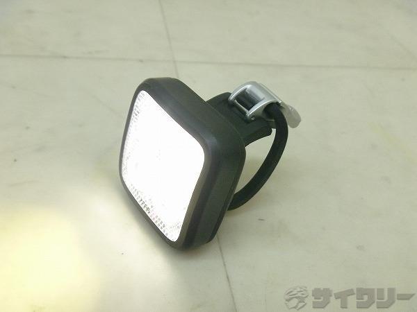 フロントライト Blinder MOB FOUR EYES USB充電 ブラック