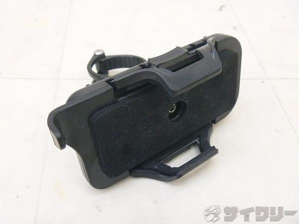 スマートフォンホルダー iH-400 31.8-35mm ブラック