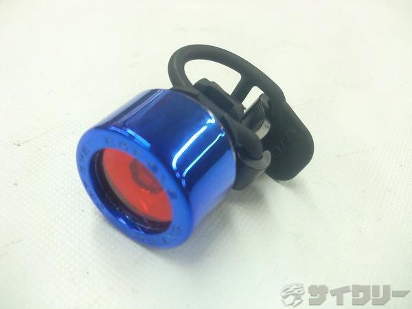 リアライト NIMA2 SL-LD135-R ブルー ※電池欠品/動作ok