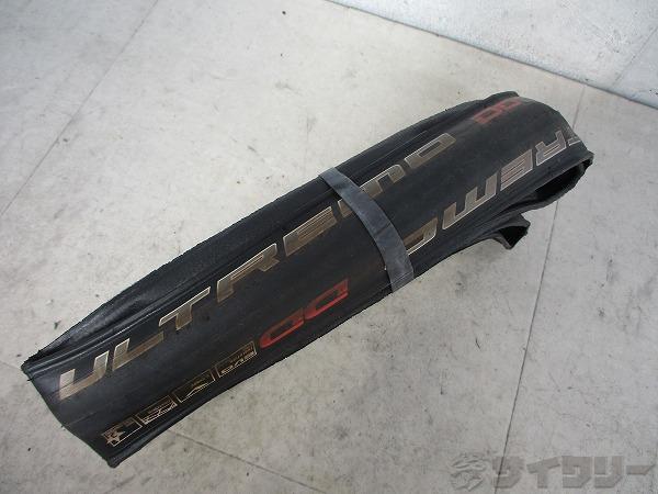 クリンチャータイヤ ULTREMO 700x23c ケブラー