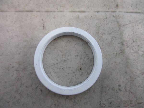 コラムスペーサー 5mm 28.6mm(OS) ホワイト