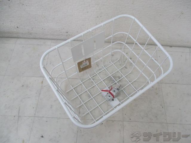 ミニカラーバスケット BKT07901 ホワイト