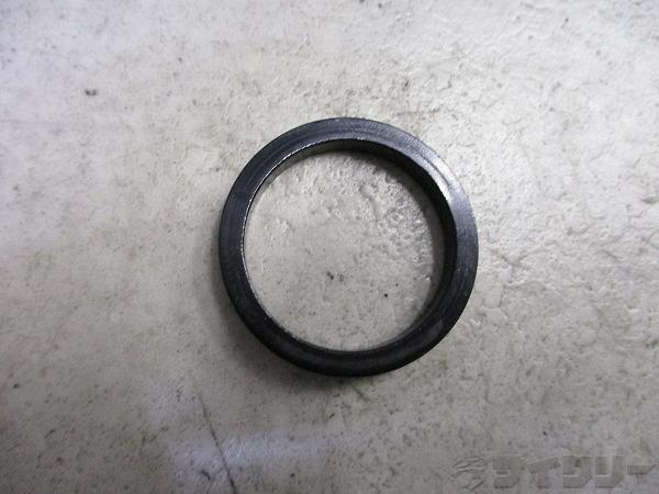 コラムスペーサー 5mm 28.6mm(OS) ブラック