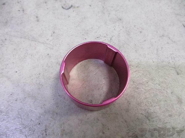 コラムスペーサー 20mm 28.6mm(OS) ピンク