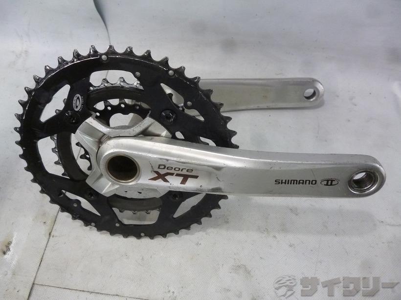 クランク FC-M770 DeoreXT 175mm 44/32/22t ※