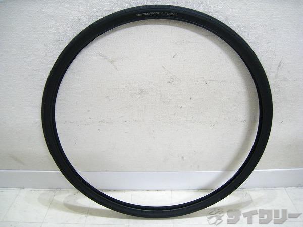 クリンチャータイヤ DISTANZA 700x32c ブラック