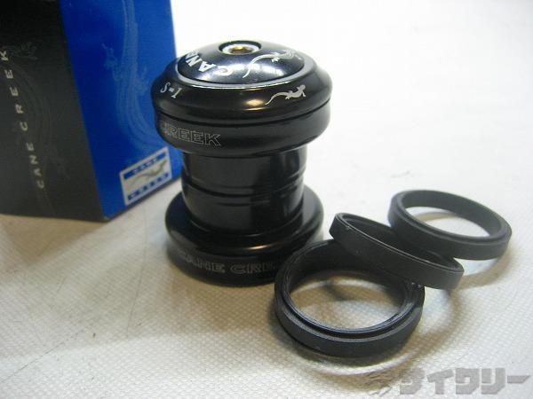 ヘッドパーツ S-1 OS BLK